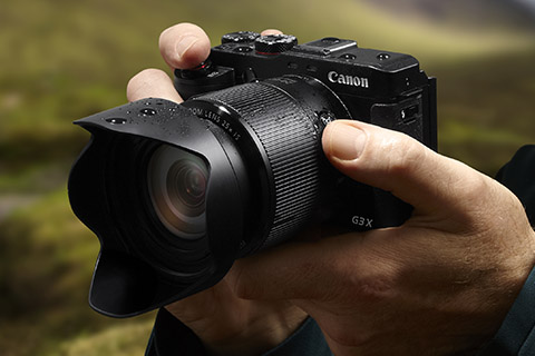 Canon PowerShot G3 X | Dustin.no